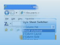 Style Switcher collage