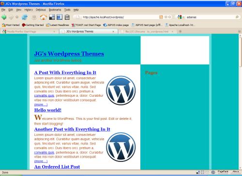 Blue Green Blast progress in Firefox