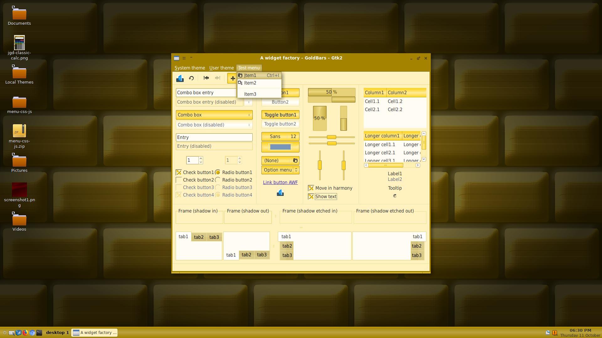 GoldBars - Jason G  Designs